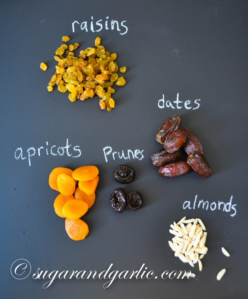 khoshaf ingredients