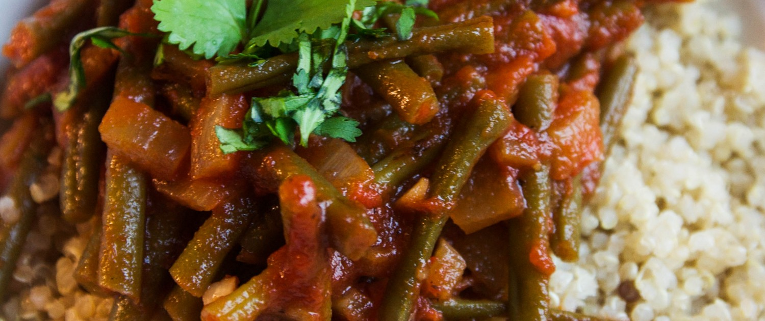 Green Bean Stew (Fasulya)